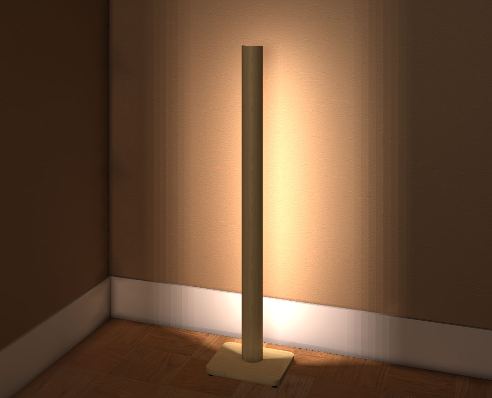 A New Floor Lamp Charrette Amp Beget