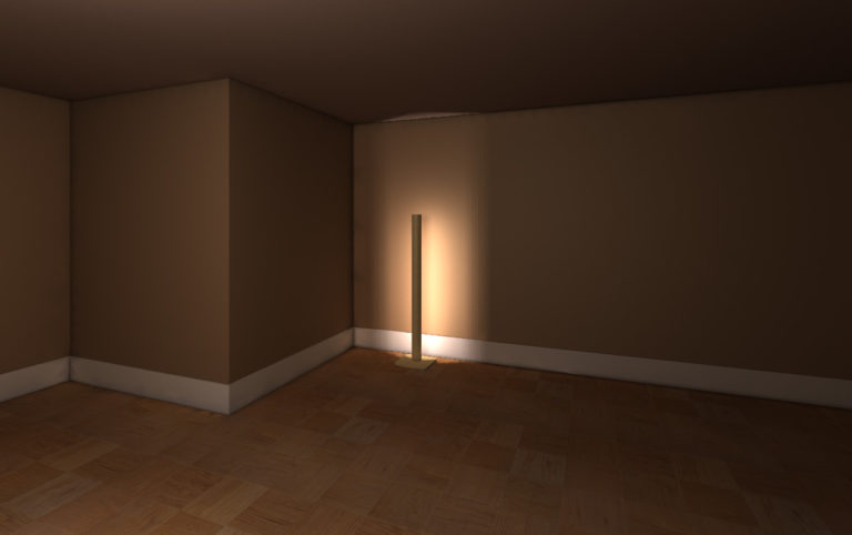 A New Floor Lamp