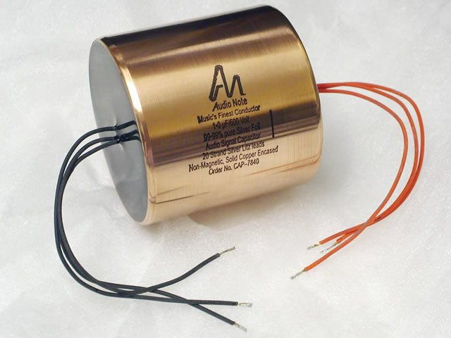 'Audio' Capacitors are bogus!