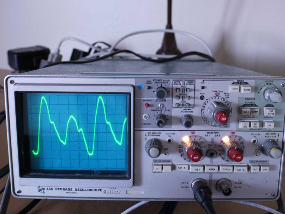 Generate Real-time Audio on the Arduino using Pulse Code Modulation