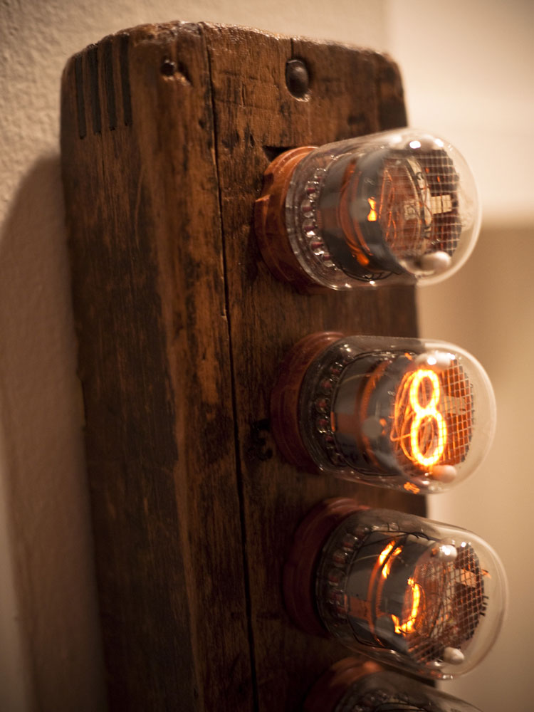 My Nixie Clock Build | Fenestration & Debauchery