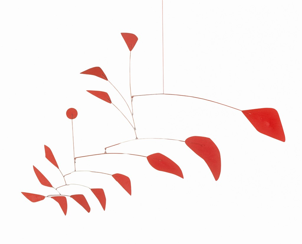 The Mathematics of Calder