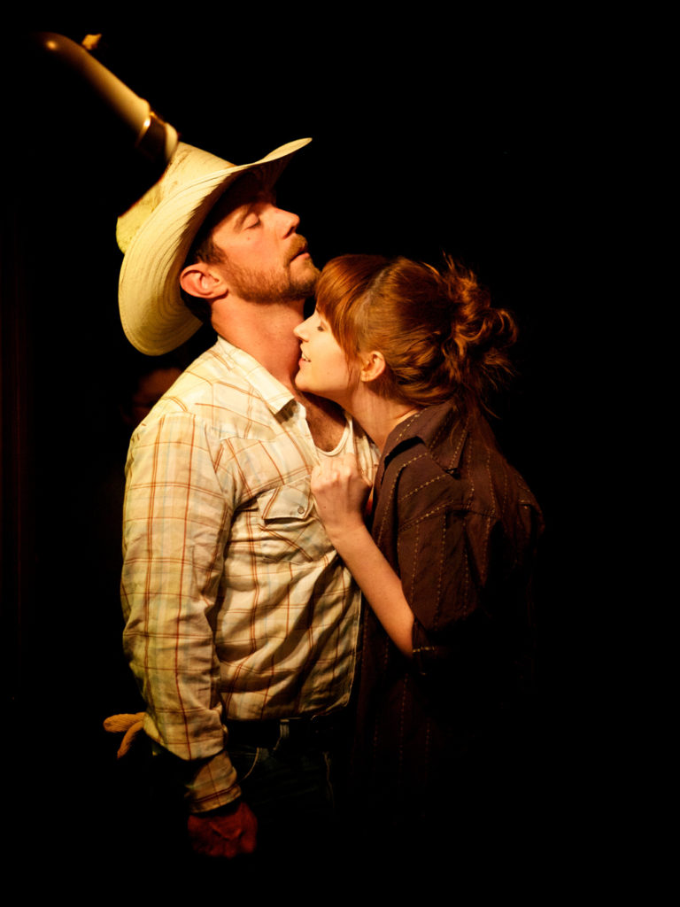 Fool for Love with Boxcar Theater Company