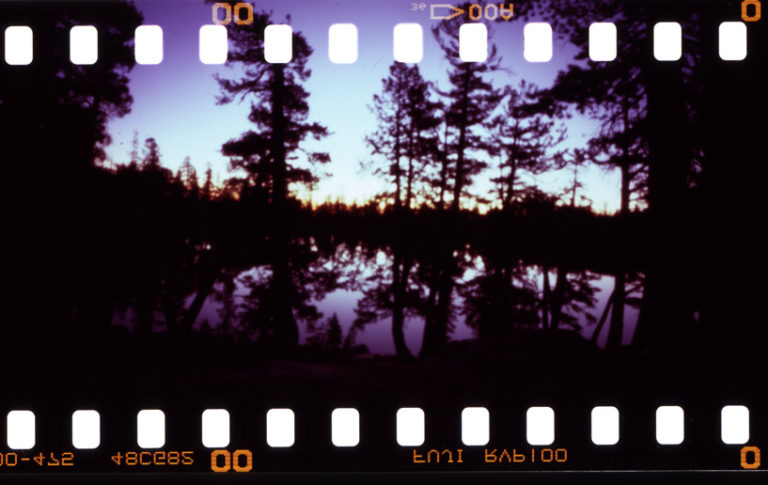 Pinhole Camera – Yosemite