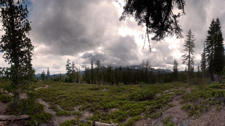 Backpacking Lassen Volcanic National Park