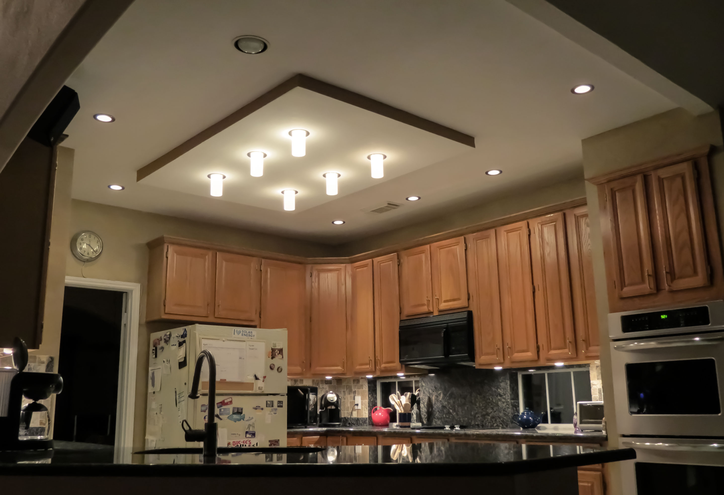Kitchen Lighting! : Fenestration u0026 Debauchery