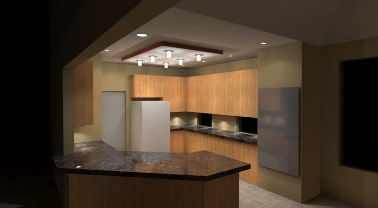 Kitchen Lighting!