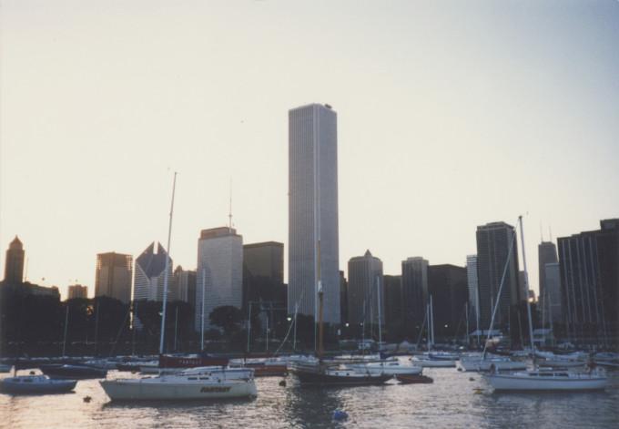 Chicago-marina