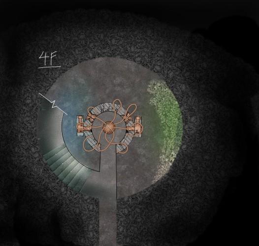 necromancer lair 4F1