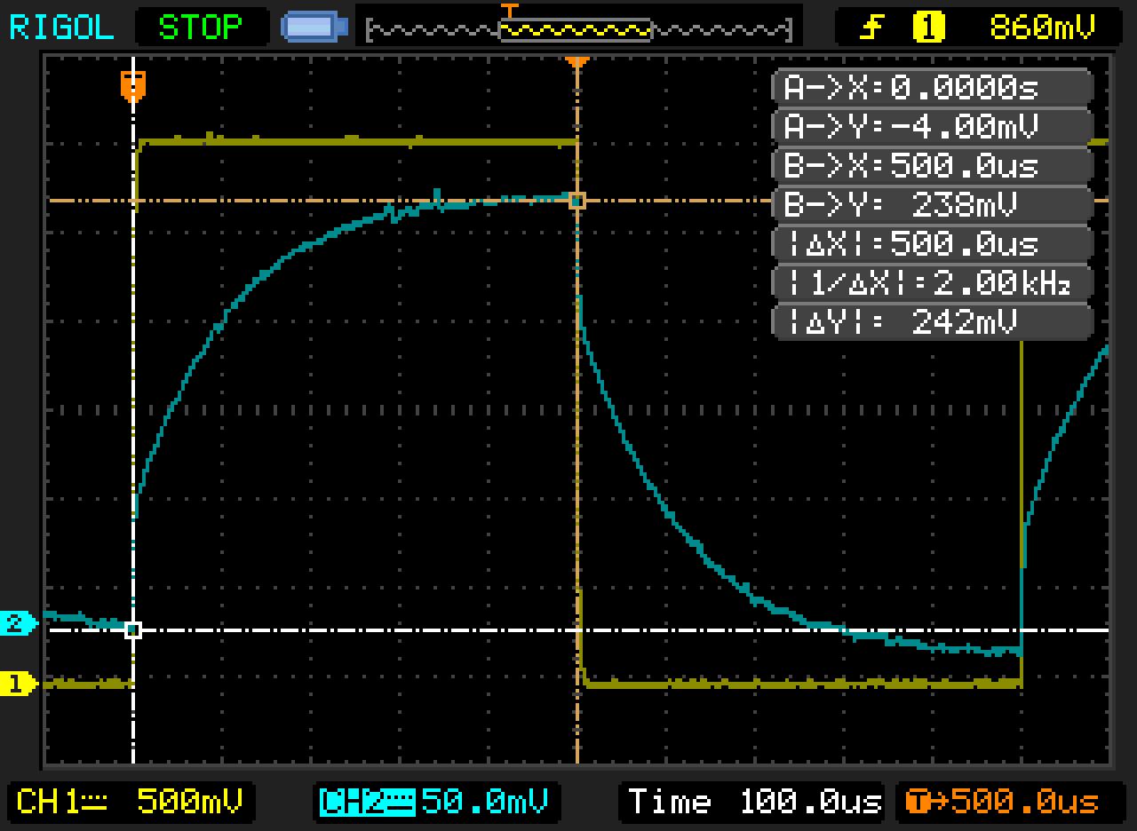 Capacitive sensing on Arduino – A better way